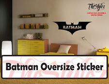 Batman Wall/Car Decal / Custom Vinyl Sticker
