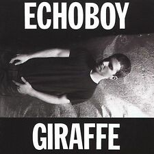 Echoboy Giraffe 10 track 2002 cd NEW!