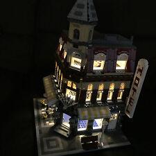 LEGO Creator Expert Modular Building Lighting LED kit, 'Warm' White/yellow, gift