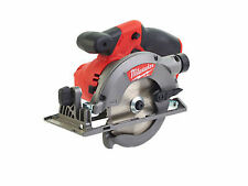Milwaukee M12 Ccs44-0 Circular Saw 12v Bare Unit