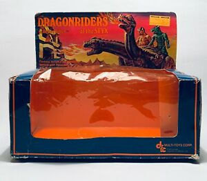 Dragonriders Of The Styx DFC 1983 Serpent Rider's BOX and Cardboard Inserts