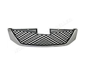 Front Center Grill Fits TOYOTA SIENNA 2011-