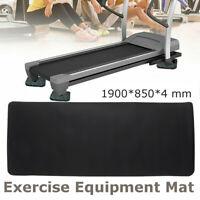 75''x34'' EVA Exercise Equipment Treadmill Fitness Mat Gym Bike Protect