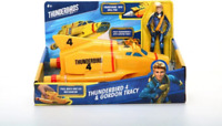 Thunderbirds Rescue Mission TB4 & Gordon Tracy Action Figure Play Set
