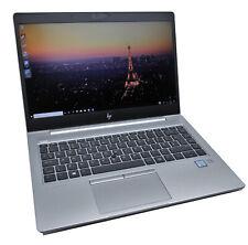 """HP EliteBook 840 G5 14"""" Laptop: Core i5-8350U, 8GB RAM, 240GB SSD Warranty, VAT"""