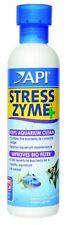 API Stress Zyme 237ml Live Bacteria Filter Booster Maintenance Starter Aquarium