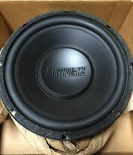 "NEW Old School Earthquake 10"" Competition Subwoofer,ULTRA Rare,Vintage,USA"