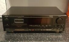 DENON DRM-800A Stereo Cassette Tape Deck excellent working condition