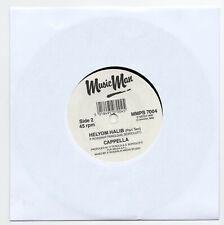 (U975) Cappella, Helyom Halib - 1988 - 7 inch vinyl