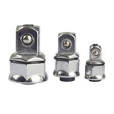 """Schraubenschlüssel Zahnrad Buchse Adapter 1/4"""", 3/8"""", 1/2"""""""