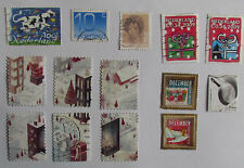 Netherlands Postage Stamps 14 used items