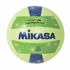 Mikasa Varsity Series Smart Glo™ Glow-in-the-Dark Volleyball, Size 5