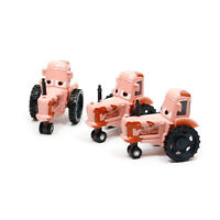 3-Pack Mattel Disney Pixar Cars 3 Tractor 1:55 Metal Diecast Toy Car Loose New