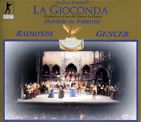 PONCHIELLI - La Gioconda (GA) Raimondi/Gencer/De Fabritiis [3 CDs]*NEU OVP*10081