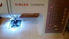 Computer Nähmaschine Singer Confidence 7463