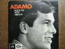 ADAMO EP PORTUGAL SONT-CE VOS BIJOUX