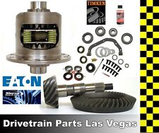 "Eaton GM 8.875"" 12 Bolt Truck Posi Sierra Ring and Pinion 4.11 Timken Master Kit"