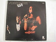 Sonny And Cher Live MCA Records Vinyl LP Vintage 1971