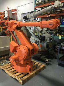 ABB IRB 4400L  / 30 Foundry Plus M2000 S4C+ Complete Robot