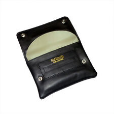 Dr Plumb Soft Real Leather Button Hand Rolling Tobacco Pouch P35532