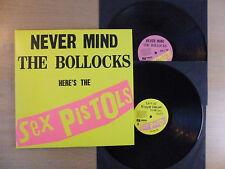 Sex Pistols – Never Mind The Bollocks, 2LPs, EU 2012, Ltd  Edition Vinyl: mint-