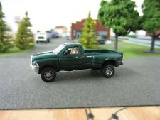 Ho 1/87 Ertl Dodge Ram 3500 Dually Pickup Custom w/R.P.S. wheels & Tires