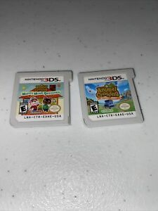 Animal Crossing:Welcome Amiibo Nintendo 3ds& Animal Crossing Happy Home Designer