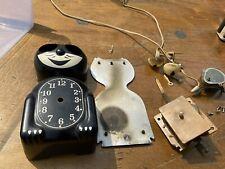 Kit Cat Klock Model C2 Vintage Original For Parts Restoration Look