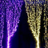 3x3M 300 LED Fairy String Curtain Light Outdoor Wedding Party Garden Decor Light