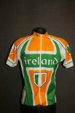 IRELAND Performance Mens Small short sleeved cycling BIKE jersey bicycle