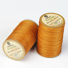 0.65mm Leather Hand Sewing Waxed Thread Hand Stitching Cord Round Craft Tool