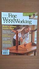 Fine Woodworking magazine Oct 2007