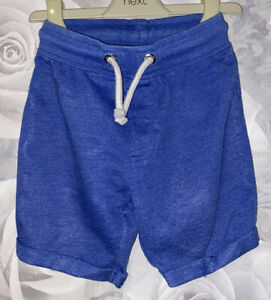 Boys Age 3-4 Years - Next Blue Shorts