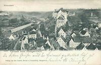 Ansichtskarte Haigerloch 1905 (Nr.774)
