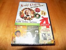 HOLIDAY COLLECTION 4 SPECIALS KENNY ROGERS CHRISTMAS GARTH BROOKS DVD NEW