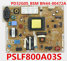 Original Power Board For Samsung PD32G0S_BSM BN44-00472A PSLF800A03S