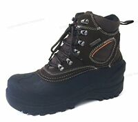 Brand New Mens Winter Boots Snow Leather Thermolite Waterproof Hiking Shoes Size