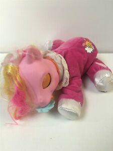 Collectable Rare My Little Pony Good Morning Sunshine 2005 Baby Pony Soft Toy