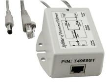 12W POWER OVER ETHERNET DC SPLITTER Computer Products - VD86058