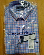 Pink Men's Vineyard Vines Shirts