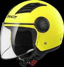Caschi gialli LS2 per la guida di veicoli Taglia casco 1