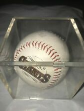 Signed Baseball Ted Williams and Hank Aaron