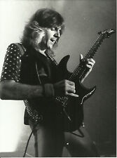 Photo   JUDAS  PRIEST   GLENN TIPTON   Format 18x24cm