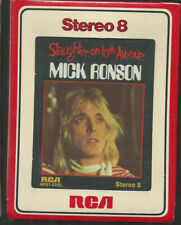 8-Track / 8-Spur Tonband: Mick Ronson - Slaughter on 10th Avenue (OVP) Glam Rock