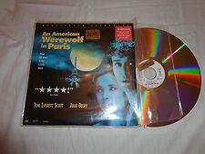 American Werewolf in Paris, An (1997) LD Laserdisc ( Julie Delpy  )