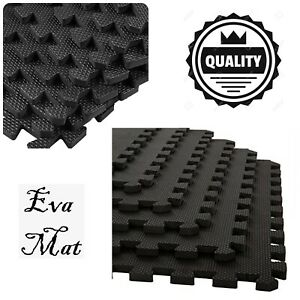 x20 Eva Mat Soft Foam Interlocking Extra Thick Flooring Floor Yoga Gym Workout