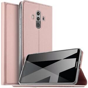 Handyhülle Für Huawei Mate 10 Pro Handy Schutz Hülle Tasche Case + GLASFOLIE