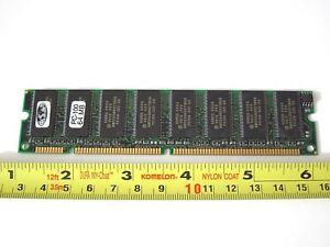 HITACHI Desktop Memory PC100 64MB 100MHZ A4303068 HM5264805TTB60 168Pin