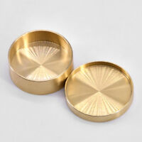 Copper Boston Box Half Dollar Version For Coin Magic Tricks Close Up Gimmick