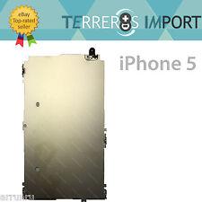 Chapa Trasera Metal Trasero Pantalla LCD iPhone 5